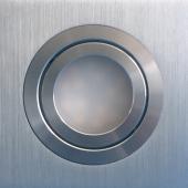 """SPOT de EMBUTIR """"FIJI Aluminum 2 em 1"""" LED Substitui as Halógenas de 18 a 20W"""