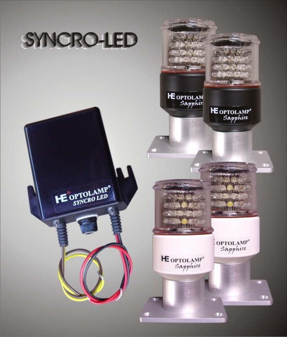 SYNCRO-LED® Sincronizador de Estrobos